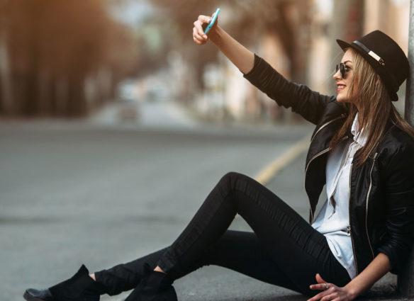Selfie-Trend
