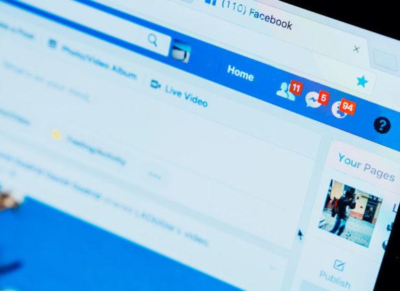 Facebook und Pharma Firmen