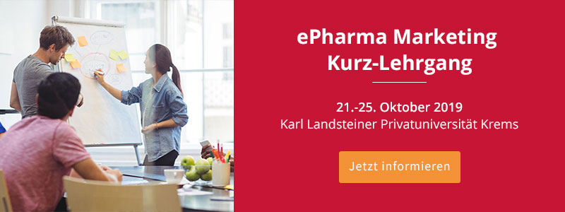 ePharma Marketing Kurz Lehrgang 2019