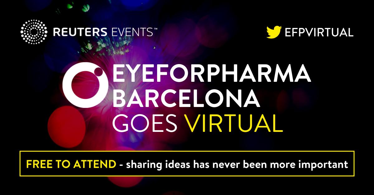 eyeforpharma goes virtual